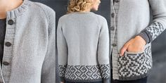 The Knitting Needle and the Damage Done: Vogue Knitting