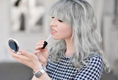 test & giveaway: sleek makeup - Nachgestern ist vormorgen Sleek Makeup, Daniel Wellington, Giveaway, Hair, Fashion, Hair Colors, Amazing, Hair Makeup, Moda
