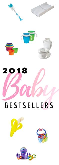 Bestselling Baby Items that every mom must have! All of these make great baby shower gift ideas. Check out this bestseller list so you know exactly what to buy before baby comes! #babyshowergift #babygift #babygiftideas #babyitems