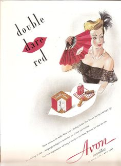 vintage avon ads   Add it to your favorites to revisit it later.