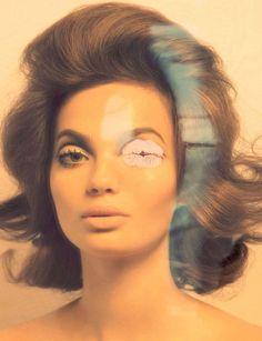 Vogue-Italia-marco-2013-Moa-Aberg-by-Camilla-Akrans-for-Vogue-beleza-anos-60-5