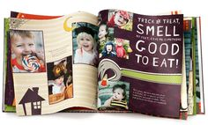 Gift for the cooks in the family - Recipe Photo Books | Shutterfly - This allows you to create your own cookbook, add your own photos, family history, and recipes.  Plus it will be professionally printed.  This would be a great keepsake.