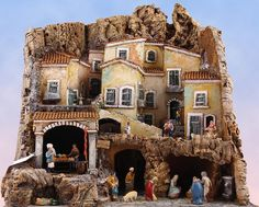 presepio = is a Italian nativity