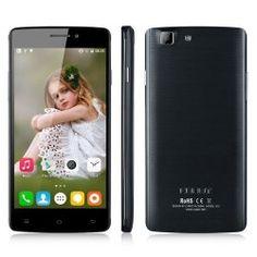 "Cubot X12 Quad Core 1GB Ram 8GB 5"" Android 5.1 Dual SIM Negro Smartphone, Dual Sim, Quad, Android, 1, Electronics, Consumer Electronics, Quad Bike"