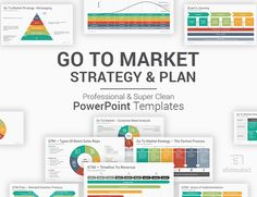 Go To Market Strategy And Plan Powerpoint Templates - Slidesalad with Strategy Planning Template Ppt Sales And Marketing, Business Marketing, Digital Marketing, Strategic Marketing Plan, Strategic Planning, Sales Deck, Sales Presentation, Powerpoint Presentation Templates