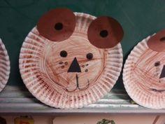 Preschool color crafts