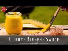 Kokos-Birne-Currysauce - low carb - salala.de - Low Carb mit Vroni & Nico