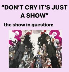 Danganronpa Funny, You Have Been Warned, T Play, Crazy Kids, Kissing Him, Cry For Help, Anime Meme, Marmalade, Im Trying