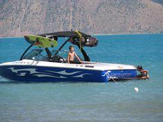 I'll take it all -Wakeboard Boats, Ski boats