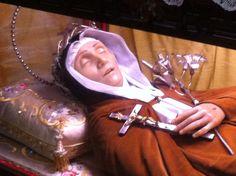 St Veronica Giulani Capuchin  Poor Clare  Mystic, stigmatist Citta di Castello, Perigia, Italy