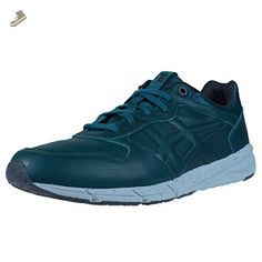 Onitsuka Tiger Shaw Runner Fashion Sneaker,Shaded Spruce/Shaded Spruce,11 M  US