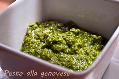 W mojej holenderskiej kuchni: Pesto alla genovese
