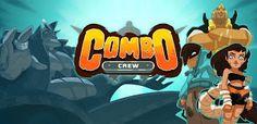 Combo Crew un nuovo e divertente picchia duro per Android