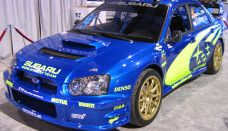 Auto Subaru Impreza HD Wallpaper