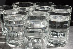 Walk Talk Nutrition: 8 glasses of water?