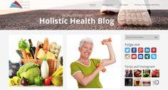 Mein neues Blog ist am Start – Willkommen beim Holistic Health Blog