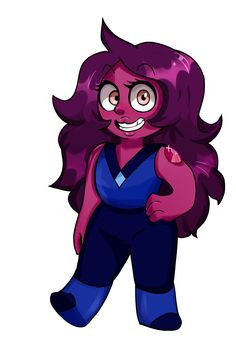 Steven Universe Fan Art! — jatterai: I DREW CARNELIAN FROM NEW EPISODE OF SU....