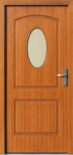 Bardzo dobry Najlepsze obrazy na tablicy Drzwi zewnętrzne z witrażem (10 GV36
