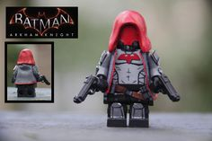 lego arkham knight red hood - Google Search