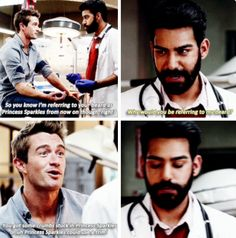 #iZombie - Major & Ravi #Season2 #2x02