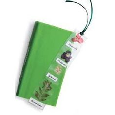Pressed Flower Bookmark Craft Kit (makes 25 projects) could make these and sell to raise money to get a solar trash compactor for boardwalk side. Use flowers that grow along the marsh.