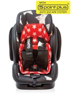Hug Group 123 Hipstar (5 Point Plus), Car Seats from Cosatto | Cosatto