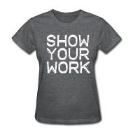 Haha!!! This is all I say while teaching math. I need this shirt!