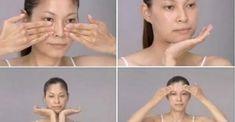 Milagrosa massagem facial japonesa que fará você se sentir 10 anos mais jovem   Cura pela Natureza.com.br