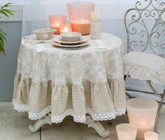 Tessuti per la tavola e ceramiche Blanc Mariclò