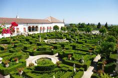 Jardim do Paço Episcopal - Castelo Branco, Portugal