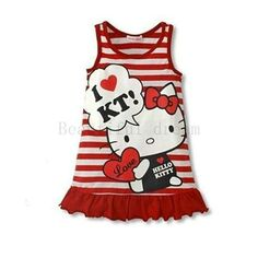 Baby Outfits, Kids Outfits Girls, Baby Girl Dresses, Baby Dress, Baby Girls, Kids Girls, Hello Kitty Dress, Baby Shop Online, Baby Kind