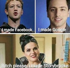 If I had to choose two out of the three, I would never see another status update on Facebook ;)