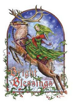 Bright Blessings for Yule