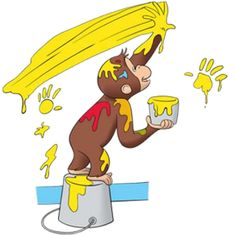 Curious George - Cartoon Images