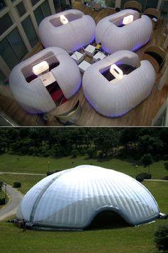 inflatable building www.giantinflatables.com.au