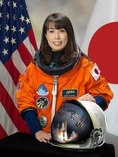 """importantwomensbirthdays: """"Naoko Yamazaki was born on December 1970 in Matsudo, Japan. In Yamazaki was chosen as an astronaut candidate by what is now JAXA, the Japanese Aerospace. Naoko, Space Race, International Space Station, Space And Astronomy, Nasa Space, Space Program, Space Shuttle, Space Exploration, Women In History"""