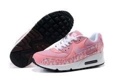 womens air max 90 pink and black nz