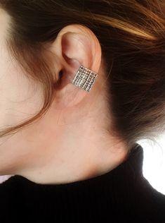 🐕 Big deals! Silver 925 Ear Cuff No Piercing Conch Earring Ear Wrap Everyday Jewellery Sterling Silver Jewellery Cartilage Earrings Handcrafted only at €36.00 Hurry. #SterlingSilver #ConchEarring #EverydayJewellery #HandcraftedEarrings #SilverEarCuff #SilverConchCuff #CartilageEarrings #NoPiercing #925EarCuff #EarWrap