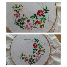 #embroidery #handembroidery #프랑스자수