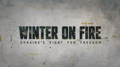Patrick directed the main title sequence for Netflix& Oscar-nominated documentary Winter On Fire: Ukraine& Fight For Freedom Graphic Design Print, Graphic Prints, Fifa, Fight For Freedom, Adobe Illustrator Tutorials, Title Sequence, Film Inspiration, Motion Design, Motion Graphics