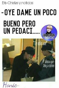 Read from the story Memes de BTS by PainMinTears (⭐Mad⭐) with reads. K Pop, Army Memes, Vkook Memes, Bts Chibi, Bts And Exo, Bts Lockscreen, I Love Bts, Foto Bts, Bts Boys