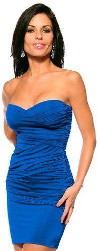 Evening Party Club Wear Designer Cocktail Celebrity Dress Dresses H3794 BLUE | eBay