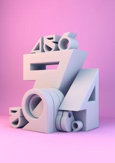 Playful™ Font by Pablo Alfieri, via Behance