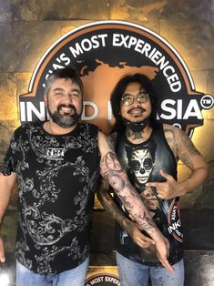 Book & Get Your Tattoo Inked In Asia™ artists and staff can bring your requests and ideas vividly to life throwing around ideas and styles that you can decide on Maybelline Matte Ink, Ink Master Tattoos, Kid Ink, Fusion Ink, Phuket Thailand, Ink Illustrations, White Ink, Lower Back Tattoos, Tattoo Studio