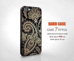 beautiful flower new design unique iphone 5 case by case7style, $14.99