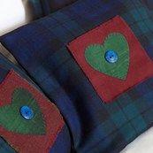 I love tartan cushion cover - ScotlandShop