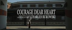 Courage Dear Heart: Skateboarding in Berlin (Kurzfilm)