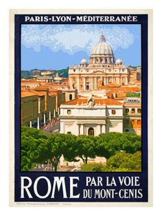 St. Peter's Basilica, Roma Italy 6 Giclee Print by Anna Siena - AllPosters.co.uk