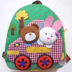 Wholesale kids Backpack Small Nursery School Bags Children's Bags Baby Child  Backpack Children's School Bags