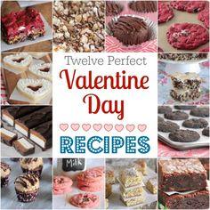 Twelve Perfect Valentine Day Recipes  |  Picky Palate